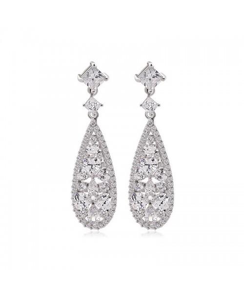 Vintage Victoria Dangle Earrings