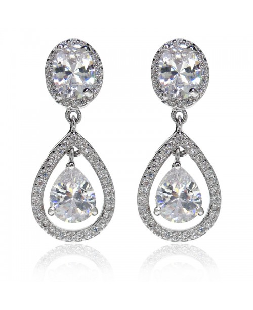 Swinging Beauty Queen Earrings