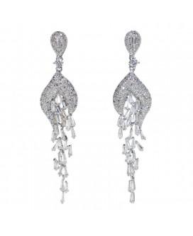 Waterfall Chandelier Earrings