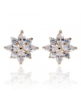 Polaris Northern Star Stud Earrings
